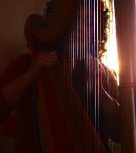 Harpsnaren 1 jan 2013.Mariet Weijs Kapittelsbos